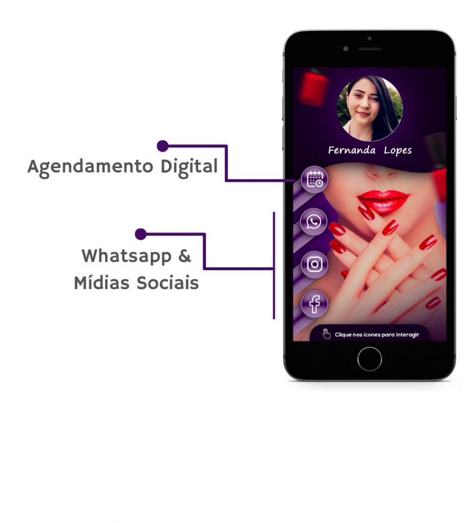 i9 | Soluções Digitais - Cartão Interativo Digital